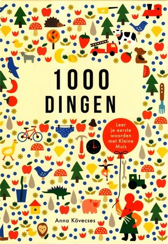 Coverafbeelding van: 1000 dingen