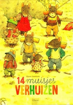 Coverafbeelding van: 14 muisjes verhuizen
