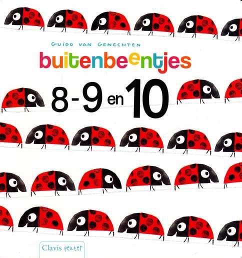 Coverafbeelding van: Buitenbeentjes: 8 – 9 en 10