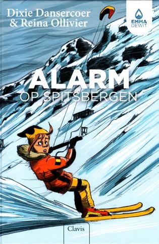 Coverafbeelding van: Alarm op Spitsbergen
