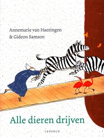 Coverafbeelding van: Alle dieren drijven