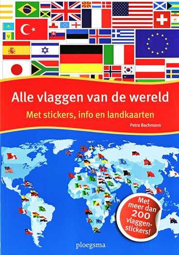 Coverafbeelding van: Alle vlaggen van de wereld