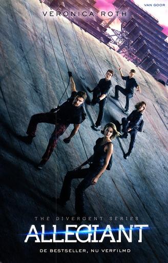 Coverafbeelding van: Allegiant – Divergent, deel 3