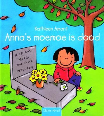 Coverafbeelding van: Anna's moemoe is dood