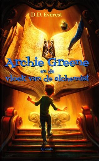 Coverafbeelding van: Archie Greene en de vloek van de alchemist