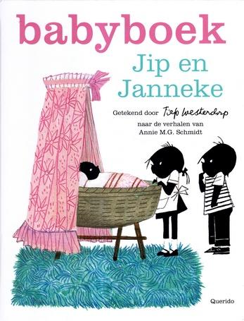 Coverafbeelding van: Jip en Janneke babyboek