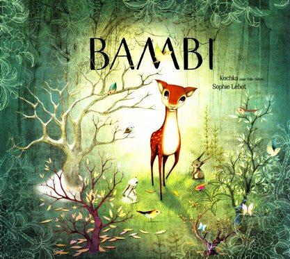 Coverafbeelding van: Bambi