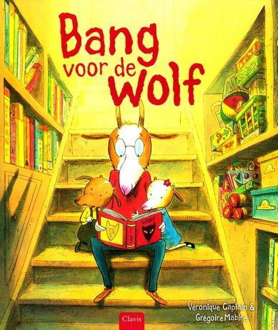Coverafbeelding van: Bang voor de wolf