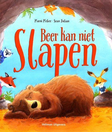 Coverafbeelding van: Beer kan niet slapen