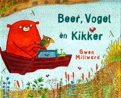 Coverafbeelding van: Beer, Vogel en Kikker