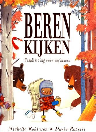 Coverafbeelding van: Beren kijken. Handleiding voor beginners