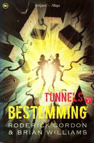 Coverafbeelding van: Bestemming – Tunnels, deel 6