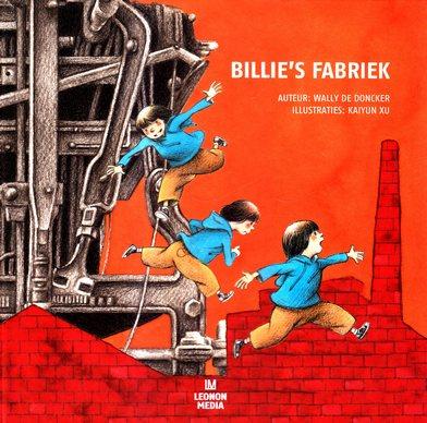 Coverafbeelding van: Billie's fabriek