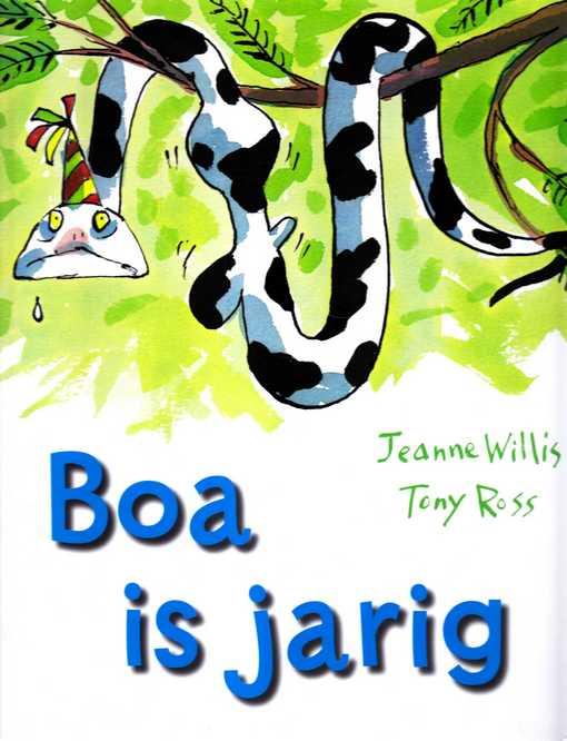 Coverafbeelding van: Boa is jarig