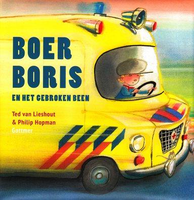 Coverafbeelding van: Boer Boris en het gebroken been