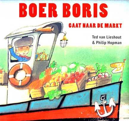 Coverafbeelding van: Boer Boris gaat naar de markt