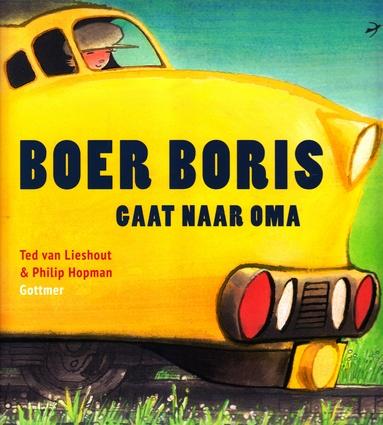 Coverafbeelding van: Boer Boris gaat naar Oma