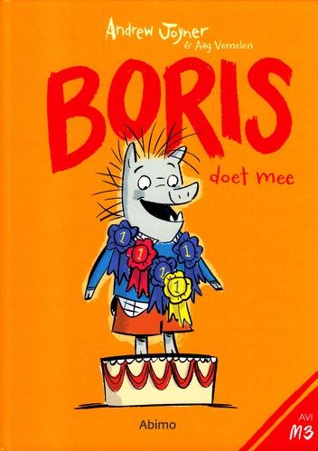 Coverafbeelding van: Boris doet mee