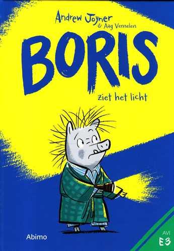 Coverafbeelding van: Boris ziet het licht