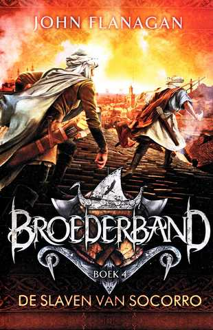Coverafbeelding van: De slaven van Sorocco – Broederband, boek 4