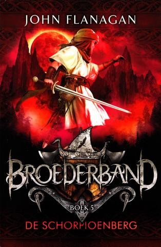 Coverafbeelding van: De Schorpioenberg – Broederband, deel 5