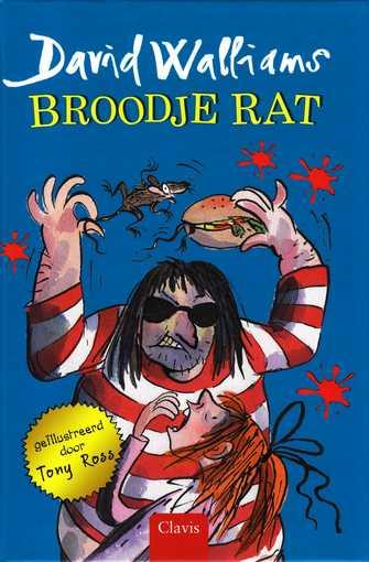 Coverafbeelding van: Broodje rat