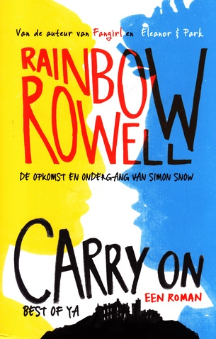 Coverafbeelding van: Carry on