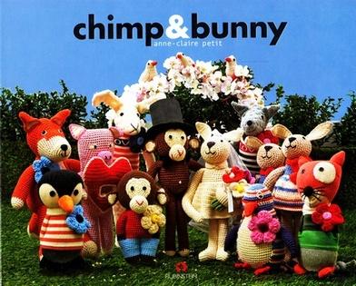 Coverafbeelding van: Chimp & Bunny