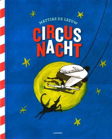 Coverafbeelding van: Circusnacht