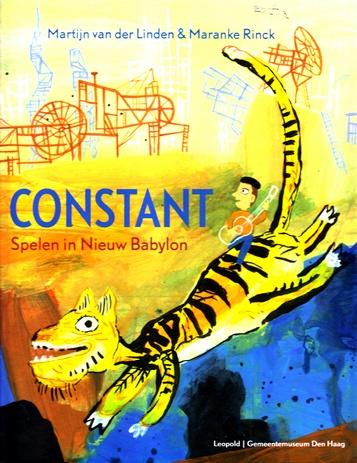 Coverafbeelding van: Constant – Spelen in Nieuw Babylon