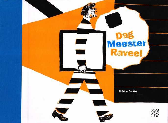 Coverafbeelding van: Dag Meester Raveel