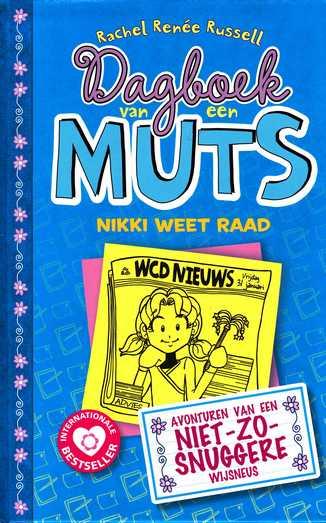 Coverafbeelding van: Nikki weet raad – Dagboek van een Muts, deel 5