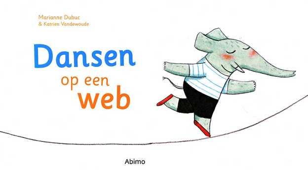 Coverafbeelding van: Dansen op een web