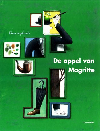 Coverafbeelding van: De appel van Magritte