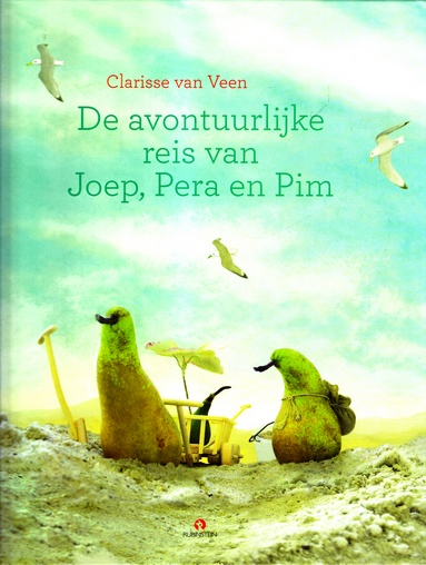 Coverafbeelding van: De avontuurlijke reis van Joep, Pera en Pim