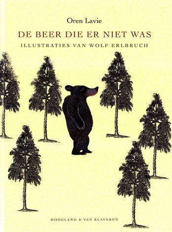 Coverafbeelding van: De beer die er niet was
