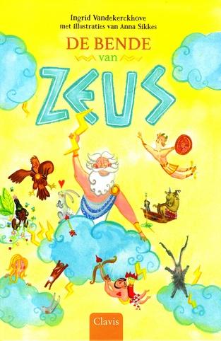 Coverafbeelding van: De bende van Zeus