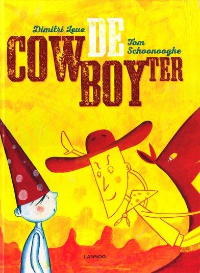 Coverafbeelding van: De cowboyter