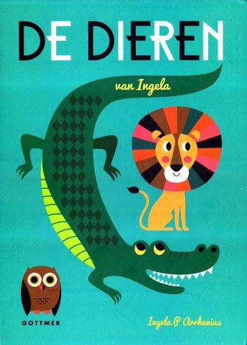Coverafbeelding van: De dieren van Ingela