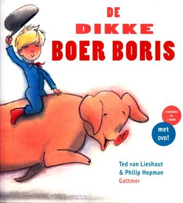 Coverafbeelding van: De dikke Boer Boris + DVD