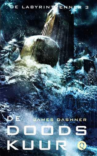 Coverafbeelding van: De doodskuur – De labyrintrenner, deel 3