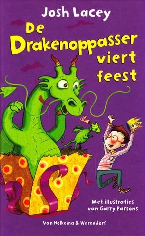 Coverafbeelding van: De drakenoppasser viert feest