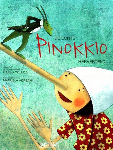 Coverafbeelding van: De echte Pinokkio herverteld