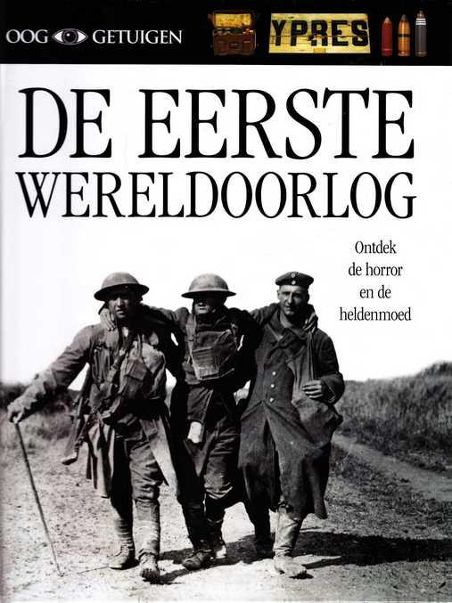 Coverafbeelding van: De Eerste Wereldoorlog