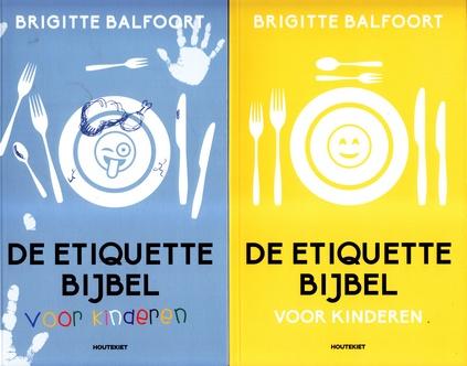 Coverafbeelding van: De Etiquettebijbel voor Kinderen