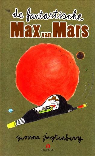 Coverafbeelding van: De fantastische Max van Mars