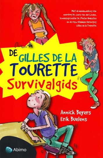 Coverafbeelding van: De Gilles de la Tourette Survivalgids