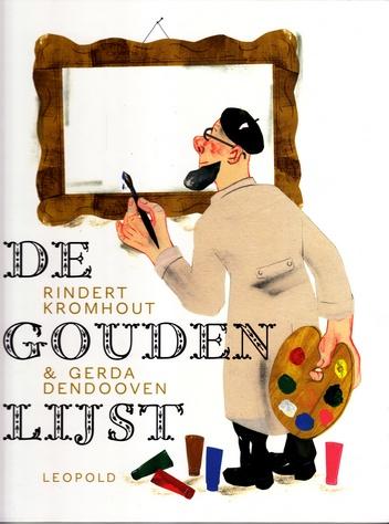 Coverafbeelding van: De gouden lijst