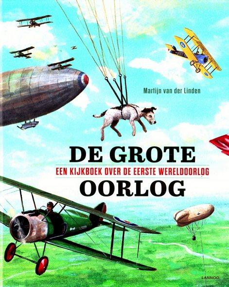 Coverafbeelding van: De Grote Oorlog