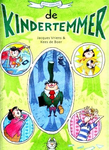 Coverafbeelding van: De kindertemmer